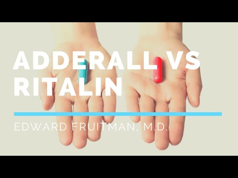 Adderall vs Ritalin - What medication to choose for ADHD?
