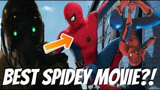 Is Spider-Man Homecoming BETTER than Spider-Man 2?! - Spider-Man Homecoming REVIEW