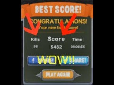 56 KILLS, 5,500 POINTS?? | EvoWars.io Gameplay