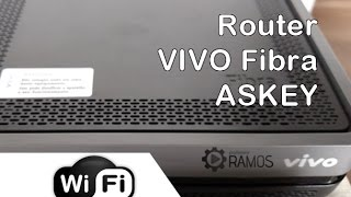 CONFIGURANDO ASKEY RTF3505VW-N2 | BRIDGE DMZ E WIFI 5G