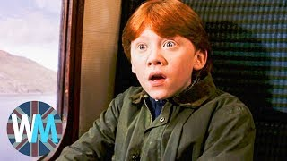 Top 10 Ron Weasley Moments
