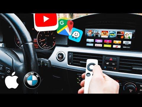 I Put an Apple TV in my BMW | HUGE IMPROVEMENT!