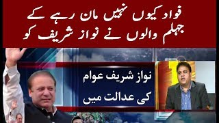 Fawad Chaudhary Rejection Views Agreed At PMLN Powers | Exclusive Views