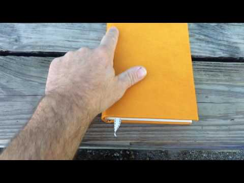 Journal with lined paper