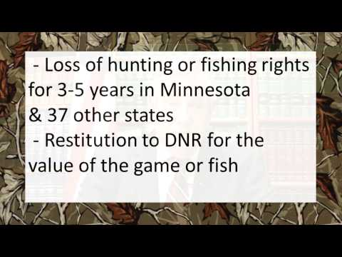 Freeborn County Minnesota Hunting and Fishing Attorney