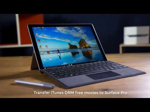 How to Convert iTunes Movies to Surface Pro