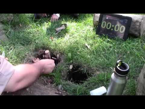 The Dakota Fire Hole (How to make one and why I love it)