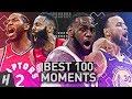 TOP 100 MOMENTS OF THE 2018 19 NBA SEASON