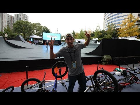 BMX Freestyle World Championships! [Part 1]