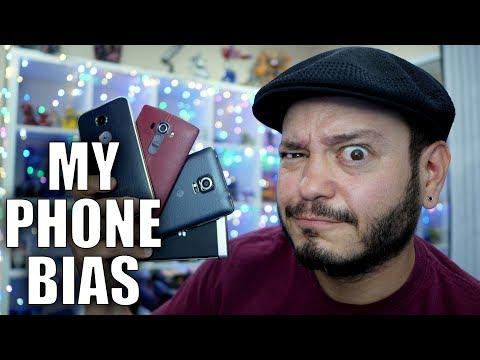 My Smartphone Bias: Fanboy? Hater? - SomeGadgetGuy Vlog