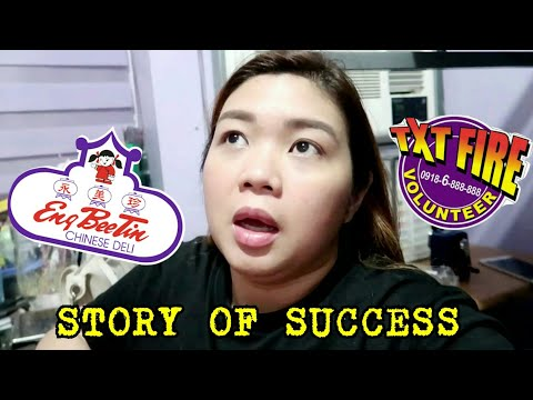 ENG BEE TIN HOPIA BINONDO + TXT FIRE PHILIPPINES l Simply Mitchie Vlog