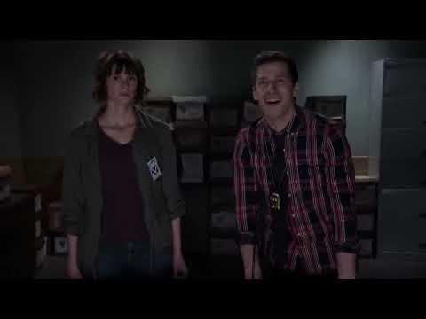 Jake Makes The Criminals Sing | Season 5 Ep. 17 | BROOKLYN NINE-NINE