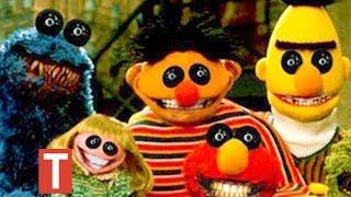 10 Dark Secrets Sesame Street Doesn