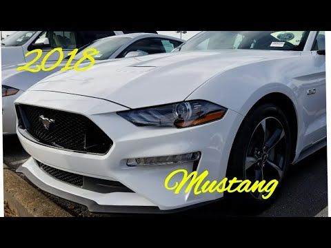2018 Ford Mustang GT walk-around