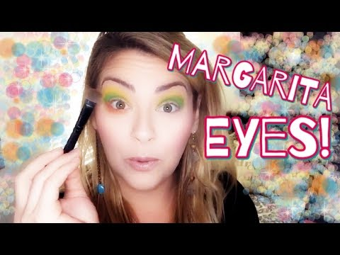Margarita Eye Look?! Well Yeah, It's National Margarita Day!