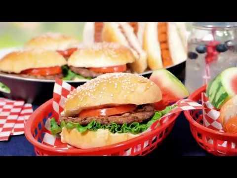 Bridgford® Hamburger Buns (How-To Bake)
