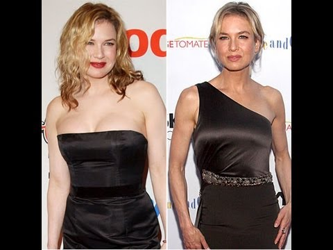 Celebrities huge weight loss (steroids or natural) part 1