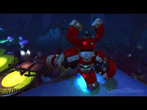 Skylanders: Swap Force - Magna Charge Soul Gem Preview (Attract to Attack)