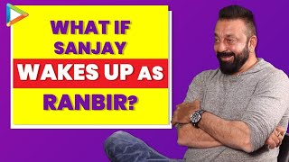 """If I Wake Up As Salman Khan, I Will…"": Sanjay Dutt 