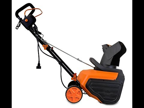 Review: WEN 5662 Snow Blaster 13.5-Amp Electric Snow Thrower