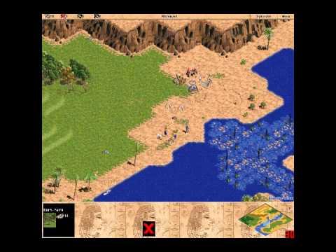 [AoE-F] Age of Empires I - Der Aufstieg Ägyptens - Teil 2 (Die Nahrungssuche)