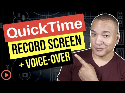 How To Record Your Screen With QuickTime Player (Mac)