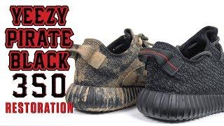 Yeezy 350 Pirate Black Restoration