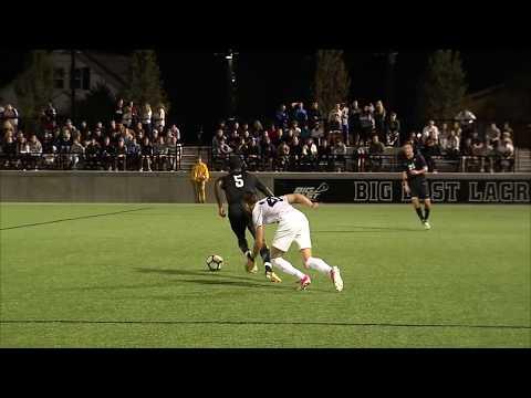 Men's Soccer Falls to Harvard 2-1, 9/9/17