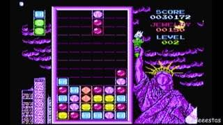 Retro Gaming   Jewel Tetris #30 [Requested Video]