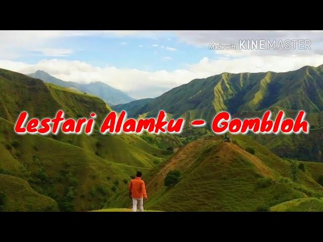 Download Lirik lagu lestari alamku gomloh MP3 Gratis