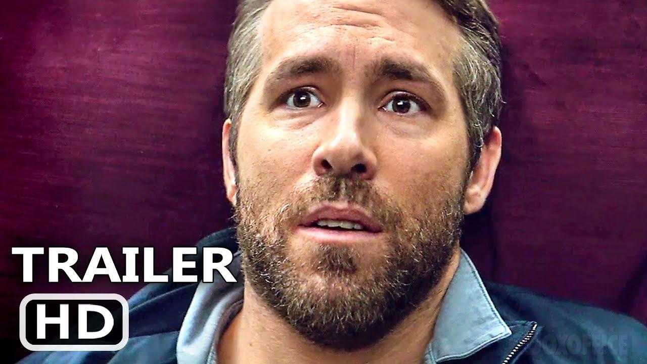 HITMAN'S WIFE'S BODYGUARD Trailer (2021) Ryan Reynolds, Samuel L. Jackson, Salma Hayek Movie