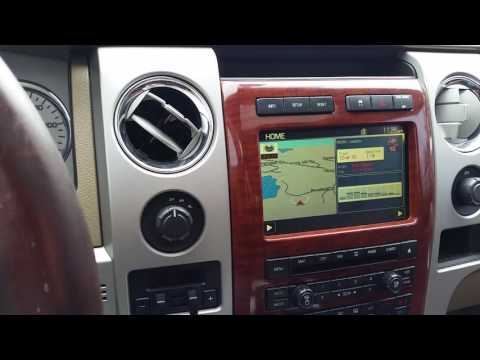 How to reset oil change required light 2009 ford f150