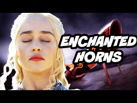 Game Of Thrones Season 6 - Horn of Winter and Dragonbinder Explained