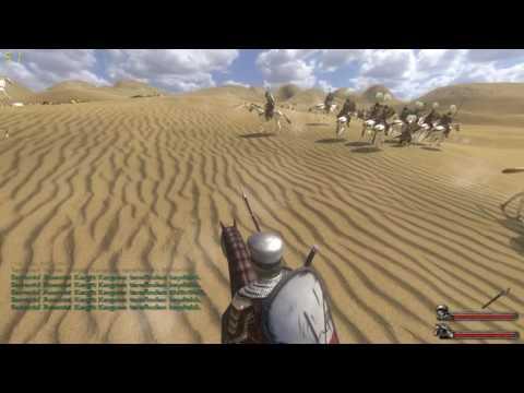 Mount & Blade Warband Kergits Attack(Kergitlilerin saldırısı)