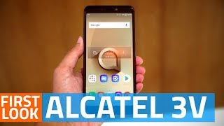 Alcatel 3V First Look | Price, Specifications, Camera, and More