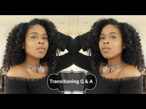 WHEN AM I BIG CHOPPING? |  Transitioning Hair Q & A