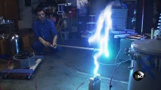 Download Playing with Plasma | Outrageous Acts of Science Video