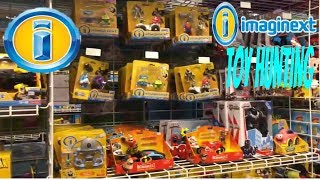 Imaginext Toy Hunting and The Incredibles 2 Toys at Toys R Us!