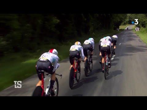 Critérium du Dauphiné : la domination des Sky sur le contre-la-montre par équipe