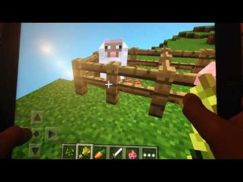 How to tame animals in minecraft pocket edition?!!!