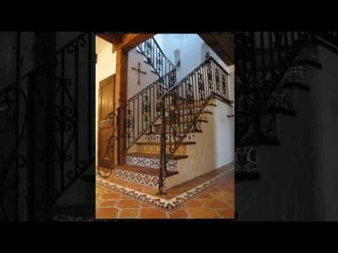 Mexican Tile - Spanish Flooring - Cement Tiles - Cantera Stone