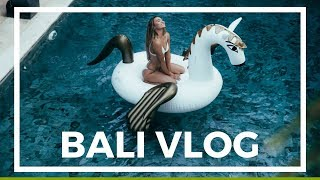 LUXURIOUS BALI VLOG | Shani Grimmond