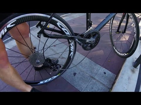 Cycling DISASTER Tenerife