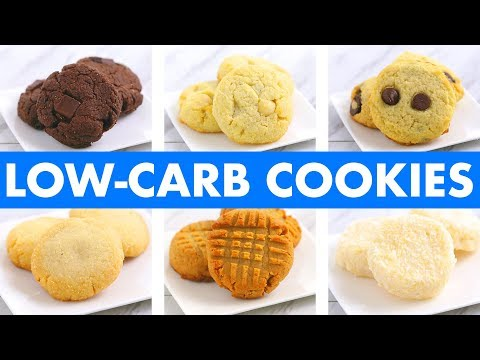 Low Carb Cookies Recipes! Gluten Free & Keto + FREE EBOOK - Mind Over Munch