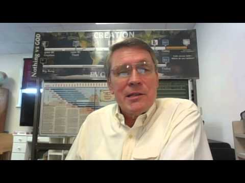 Dr. Kent Hovind's first video in freedom! (test run)