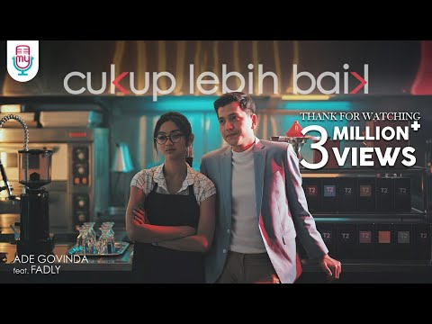 Download Lagu Ade Govinda Cukup Lebih Baik feat. Fadly Mp3
