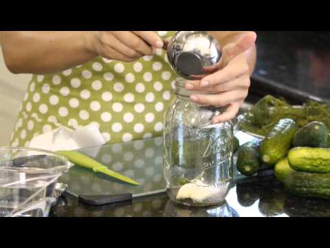 How to Make Sour Pickles : Pickle Me This, Pickle Me That