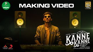 7UP Madras Gig - Kanne Kanne Making Video | Leon James | Jonita Gandhi