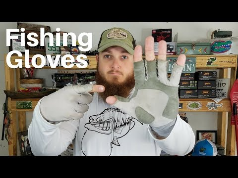 FISHING GLOVES are a MUST!!! (TOP 3 Reasons Why!)
