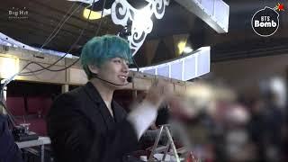 [BANGTAN BOMB] JK & V experienced a new job! - BTS (방탄소년단)